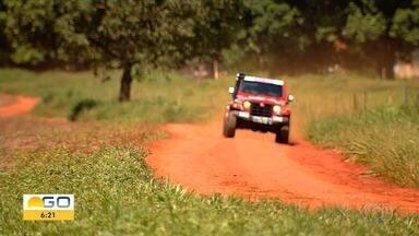 Confira os destaques do Globo Esporte - Inscrições para o Rally da Mulher estão abertas. São esperadas 500 participantes.
