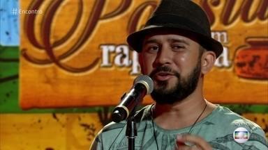 Bráulio Bessa declama cordel sobre a solidão virtual - Confira o 'Poesia com Rapadura' desta semana