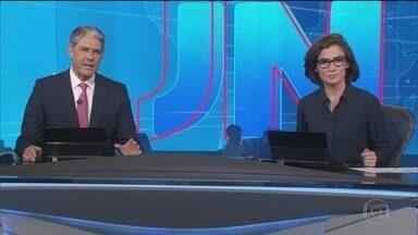 Jornal Nacional, Íntegra 22/02/2019 - As principais notícias do Brasil e do mundo, com apresentação de William Bonner e Renata Vasconcellos.