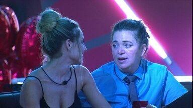 Tereza fala para Paula: 'Amei me aproximar mais de você' - Sisters conversam