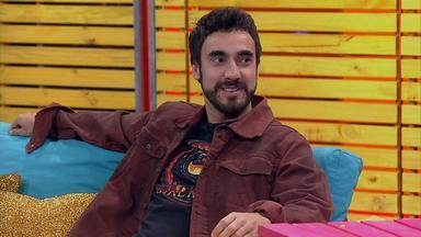Gabriel Godoy - Neste episódio, o ator Gabriel Godoy canta, dança, toca, brinca, representa e ainda quase conta quase tudo sobre ele e Tatá Werneck.