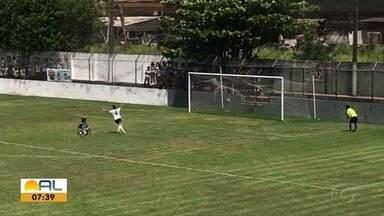 Atletas de AL são vice-campeãs da série prata do futebol feminino de desporto escolar - Equipe de Santa Catarina foi a campeã e representará o Brasil no Mundial Escolar.