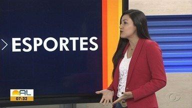 Secretária do Esporte, Lazer e Juventude fala sobre o programa 'Na Base do Esporte' - Claudia Petuba detalha o primeiro programa com viés social e esportivo do governo de Alagoas.