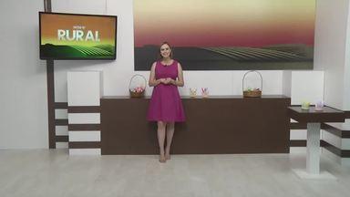 Confira o artesanato desta edição do Inter TV Rural - Envie seu artesanato pelo (38) 3229-7327.