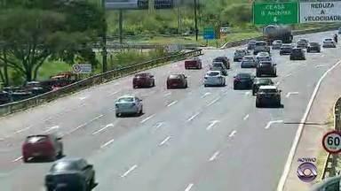 Movimento nas estradas do RS continuam intenso em direção ao litoral - Assista ao vídeo.