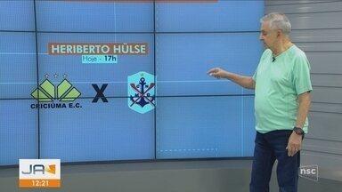Roberto Alves comenta sobre a rodada do Catarinense - Roberto Alves comenta sobre a rodada do Catarinense