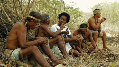 Na estreia de 'Saberes dos Mais Velhos', Ângelo Flávio conta a história dos índios kiriris - Na estreia de 'Saberes dos Mais Velhos', Ângelo Flávio conta a história dos índios kiriris