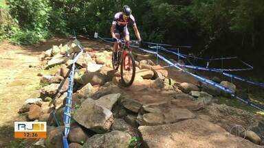 Competição de mountain bike é neste fim de semana em Petrópolis, no RJ - Assista a seguir.