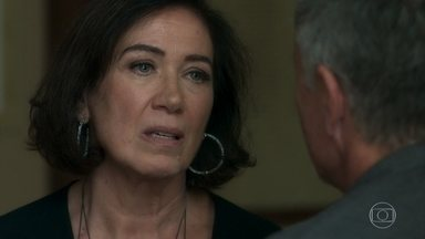Valentina demite Sampaio - Capanga alerta que Laura está planejando uma vingança contra a empresário