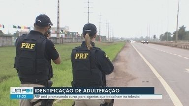 PRF começa curso sobre adulteração de veículos e documentação de carro, em Macapá - Treinamento é voltado para agentes que trabalham na segurança do trânsito