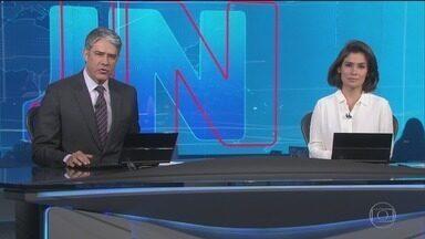 Jornal Nacional, Íntegra 13/03/2019 - As principais notícias do Brasil e do mundo, com apresentação de William Bonner e Renata Vasconcellos.