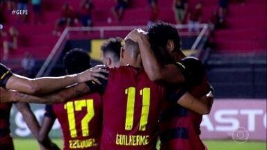 Sport quebra jejum de jogos com goleada sobre Salgueiro pelo Pernambucano - Rubro-Negros, que não atuavam havia 16 dias, voltaram a campo e vencera, na Ilha, por 4 a 0
