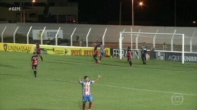 Pelo Pernambucano 2019, Afogados-PE derrotou Flamengo de Arcoverde por 2 a 1 - Afogados é sexto colocado, com 11 pontos, enquanto Fla ocupa nona posição, com cinco