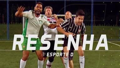 Resenha 2019: Palmeiras e Corinthians agradam torcedores com vitória - Confira os comentários dos garotinhos do Resenha.