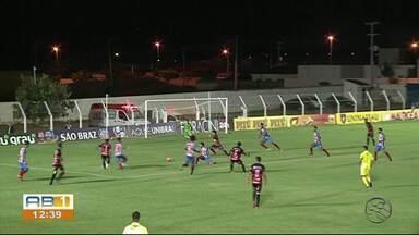 Afogados bate o Fla de Arcoverde no Vianão e se garante nas quartas do PE - Gols da Coruja foram marcados por Rodrigo e Gustavo.
