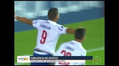 Esporte: Jogo do Cruzeiro pela Libertadores é adiado pela segunda vez - Confira outras notícias do esporte.