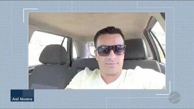 Homem é morto com pelo menos 13 tiros de pistola - Em Ponta Porã.