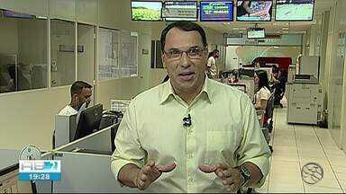 Almir Vilanova chama os detaques do AB1 da sexta-feira (15) - Telejornal inicia às 12h.