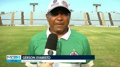 Em situação delicada no Módulo II, Ipatinga tem desafio fora de casa neste sábado (16) - Técnico do Tigre tem missão de fazer equipe vencer no torneio para evitar rebaixamento e seguir acreditando em classificação.