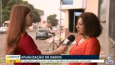 Começa no dia 23 deste mês um mutirão de atendimento para os idosos, em Macapá - Atualização do cadastro único é obrigatório para quem recebe o benefício de prestação continuada.