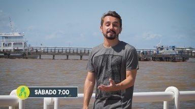 Partiu Amazônia reprisa tour em Macapá - Partiu Amazônia reprisa tour em Macapá