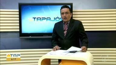Transferência de preso de Rurópolis é destaque no G1 Santarém e região - Veja essas e outras notícias do G1 Santarém e Região pelo celular, tablet e computador.