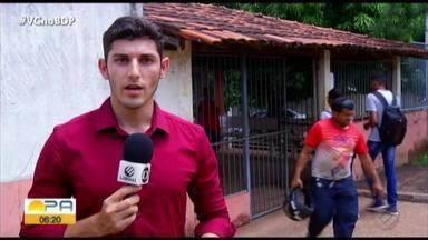 Adolescente é esfaqueado dentro de uma escola, em Marabá - O agressor teria sido outro aluno.