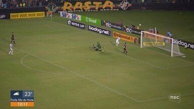 Roberto Alves analisa desempenho dos times catarinenses nos campeonatos - Roberto Alves analisa desempenho dos times catarinenses nos campeonatos