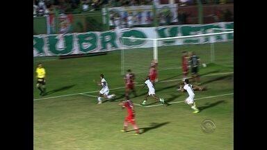 Inter-SM perde mais uma pela Divisão de Acesso do Gaúcho - Inter-SM perdeu fora de casa para o São Paulo de Rio Grande. É a quarta derrota seguida do time de Santa Maria pela Divisão de Acesso do Campeonato Gaúcho