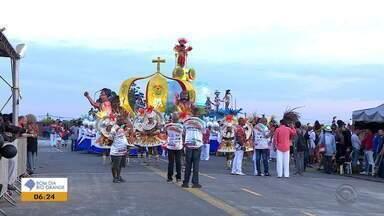 Cláudio Brito comenta as mudanças, união das escolas e enredos do carnaval em Porto Alegre - Não houve nenhum registro de ocorrência.