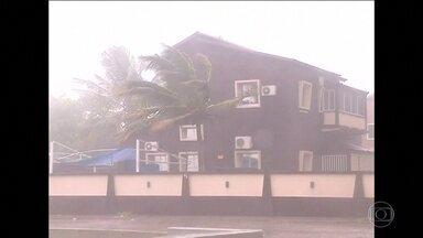 Ciclone atinge África e deixa mais de 150 mortos em três países - Malauí e Moçambique ficaram devastados após a passagem do ciclone, que é considerado o mais forte em quase 23 anos. 71 pessoas estão desaparecidas.