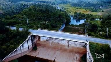 Comitê da bacia hidrográfica se reúne para discutir situação de barragem em Pedreiras - Última fiscalização realizada há cinco anos na barragem do rio Flores foi classificada como de risco médio pela Agência Nacional de Águas (ANA).