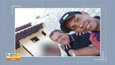 Vereador e amigo são assassinados a tiros em Floresta - Segundo PM, homens em carro preto fizeram disparos contra a dupla