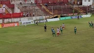 São Paulo perde por 2x0 para o Inter em Santa Maria na Divisão de Acesso - Foi a primeira derrota do rubro-verde na competição. Equipe caiu para a quarta colocação na chave.