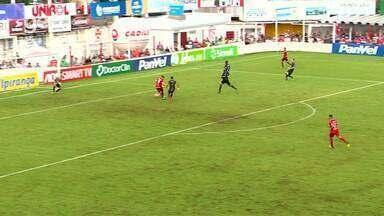 Confira o gol de São Luiz 1x0 Veranópolis pela décima rodada do Gauchão - Assista ao vídeo.