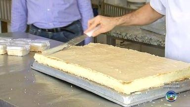 Aniversário de Rio Preto terá distribuição de bolo - Aniversário de São José do Rio Preto (SP) terá distribuição de 167 metros de bolo.