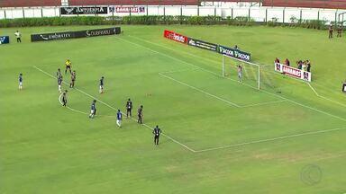 Tupi é derrotado pelo Cruzeiro e é rebaixado no Campeonato Mineiro - Carijó perdeu por 3 a 0 no Mário Helênio e teve queda selada para o Módulo 2.
