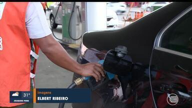 Preço da gasolina sobe pela quinta vez em março - Preço da gasolina sobe pela quinta vez em março
