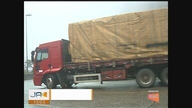 Giro de notícias: Proposta prevê instalação de balanças de cargas em rodovias de SC - Giro de notícias: Proposta prevê instalação de balanças de cargas em rodovias de SC