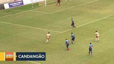 Os gols da rodada do Candangão - Os gols da rodada do Candangão