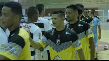 Confira tudo sobre a rodada de abertura da Liga Paraibana de Futsal - Em oito jogos, a rede balançou 37 vezes, com direito a WO, apenas um empate e jogo com 11 gols