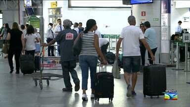 Aeroportos do MA entram na lista de privatizações no governo Bolsonaro - Aeroportos Marechal Hugo da Cunha Machado, em São Luís, e prefeito Renato Moreira, em Imperatriz, entraram para a lista de aeroportos que serão privatizados.