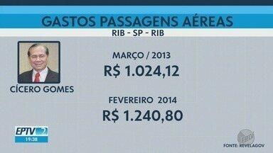 Câmara de Ribeirão Preto gasta mais de R$ 200 mil em passagens aéreas entre 2009 e 2018 - Essa é uma das 33 denúncias de um grupo de combate à corrupção encaminhadas para investigação.