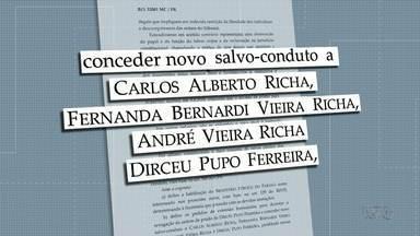 Dirceu Pupo que estava preso desde o começo do ano foi solto pelo STF - A decisão foi do ministro Gilmar Mendes.