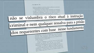 Ministro do STF manda soltar Dirceu Pupo contador da família Richa preso em Operação - O ministro Gilmar Mendes deu ainda um salvo-conduto ao contador e a família Richa.