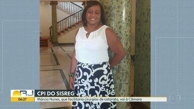 CPI do Sisreg ouve hoje a servidora Márcia Nunes - Funcionária ficou conhecida depois de ser citada pelo prefeito Marcelo Crivella.