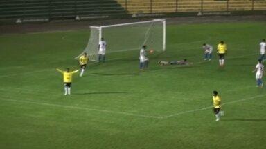 Ypiranga vence o Igrejinha pela Divisão de Acesso do Gauchão - Ypiranga 2 X 0 igrejinha.