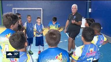 Equipes da categoria de base se preparam para a Copa TV Grande Rio de Futsal - Os times que levantaram a taça no passado pretendem repetir a dose este ano.