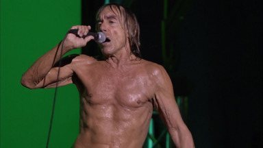 Iggy Pop Plays Baloise Session