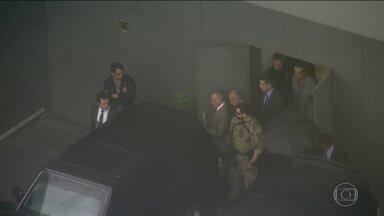 Boletim JN 3: Prisão foi decretada pelo juiz Marcelo Bretas, da 7ª Vara Federal do Rio - Operação Radioatividade investiga suposto pagamento de propina pela Engevix em contratos com a Eletronuclear.